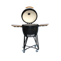 Charcoal Pizza Oven Ceramic BBQ Kamado Grill