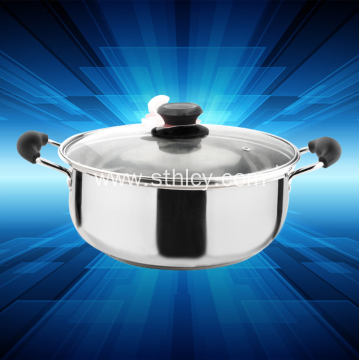 High Quality Stainless Steel Hot Pot With Lid