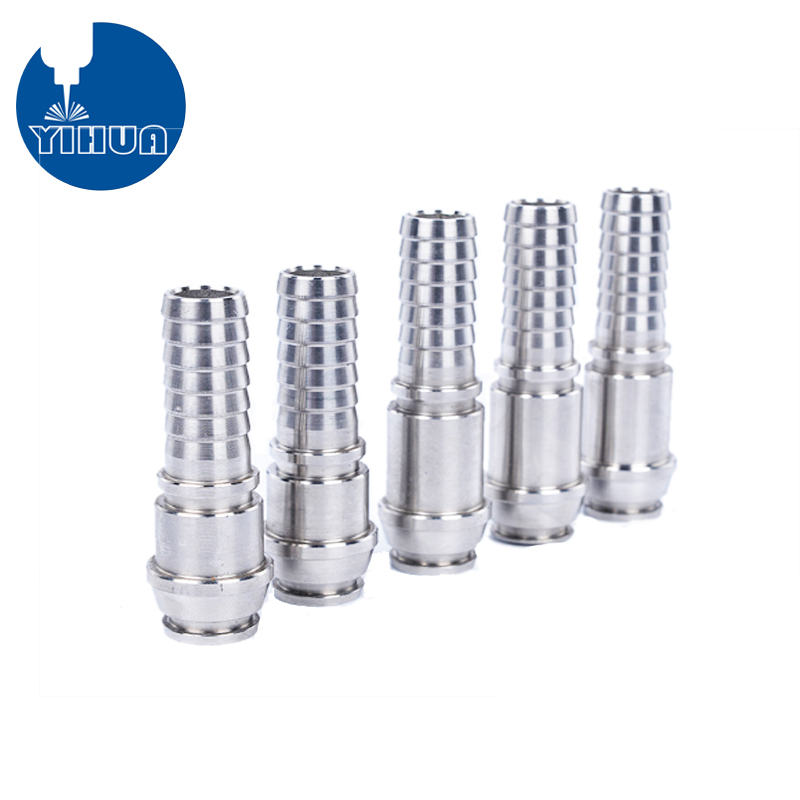 Cnc Machining Stainless Steel Fitting