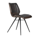 dining chairs pu leather chair for coffee room