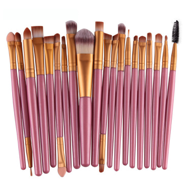 20 Piece Cheap Price Eye Makeup Brush Set