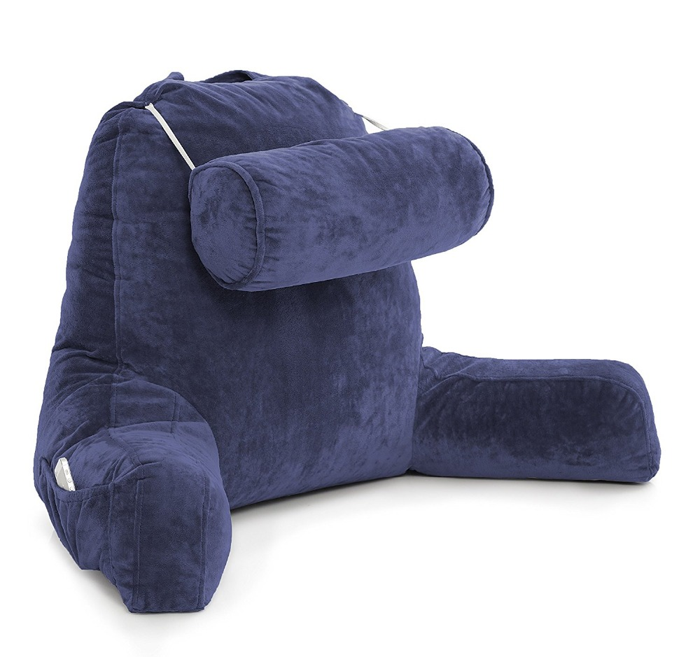 large reading pillow