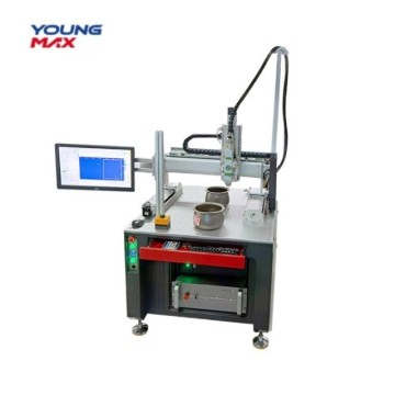 Cut Metal Laser small Fiber Cutting Machine