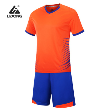 Men Soccer Jerseys Football Shirt Kit