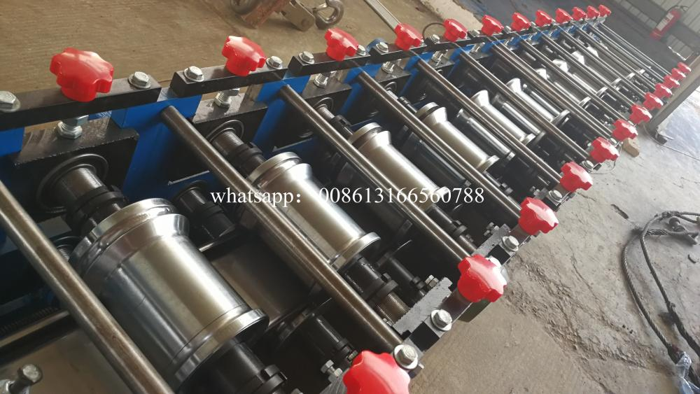 Rolling Shutter Profile Roll Forming Machine