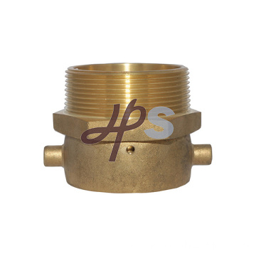 Brass Fire Hose Pin Lug Swivel Adapter