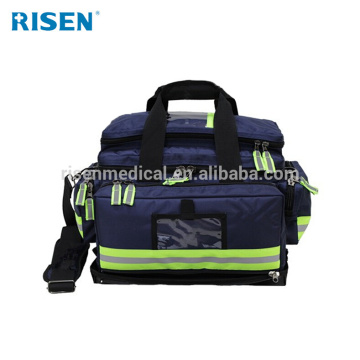 Traveler First Aid Trauma Bag with Medical Supplies