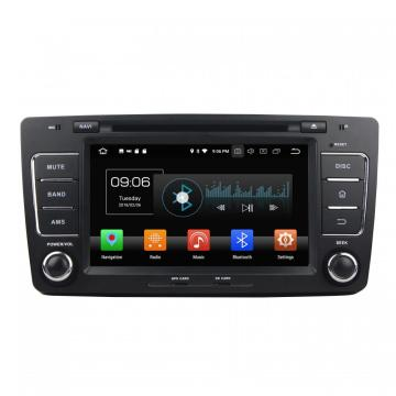 Autostereo DVD Player fir OCTAVIA 2007-2012
