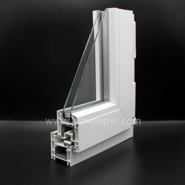 Ca-Zn Formula UPVC Profiles with Good Quality