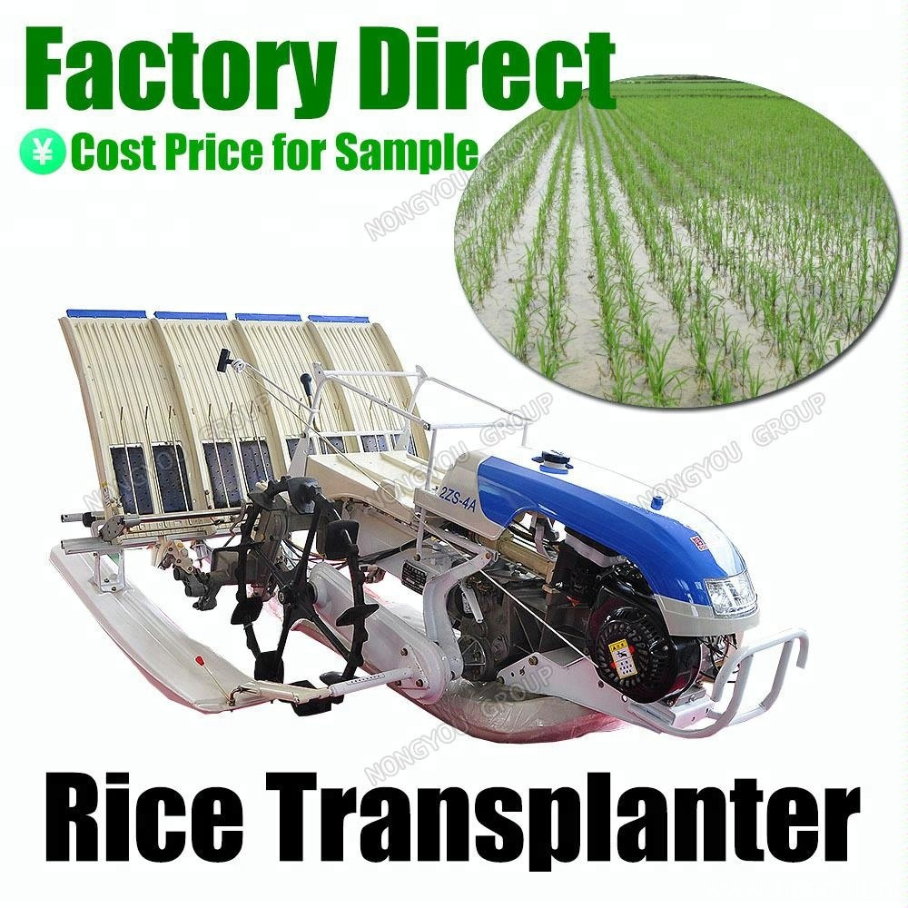 Hand Paddy Planters Agricultural Machinery 2ZS-4A