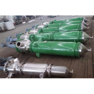 Air jacketed pressure vessel container for Medical food