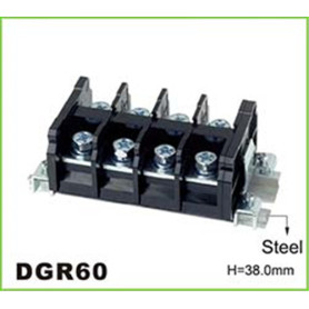 Number Customed Barrier Terminal Blocks With Cover