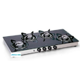 Estufa de gas GLP Glen 4 Burners Glass