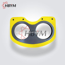 Concrete Pump Wear Plate Cutting RIng for IHI