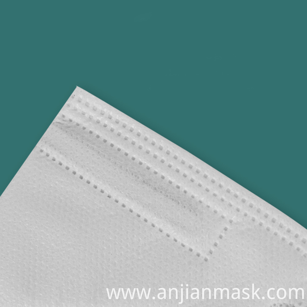 Folding Disposable FFP2 KN95 Face Mask