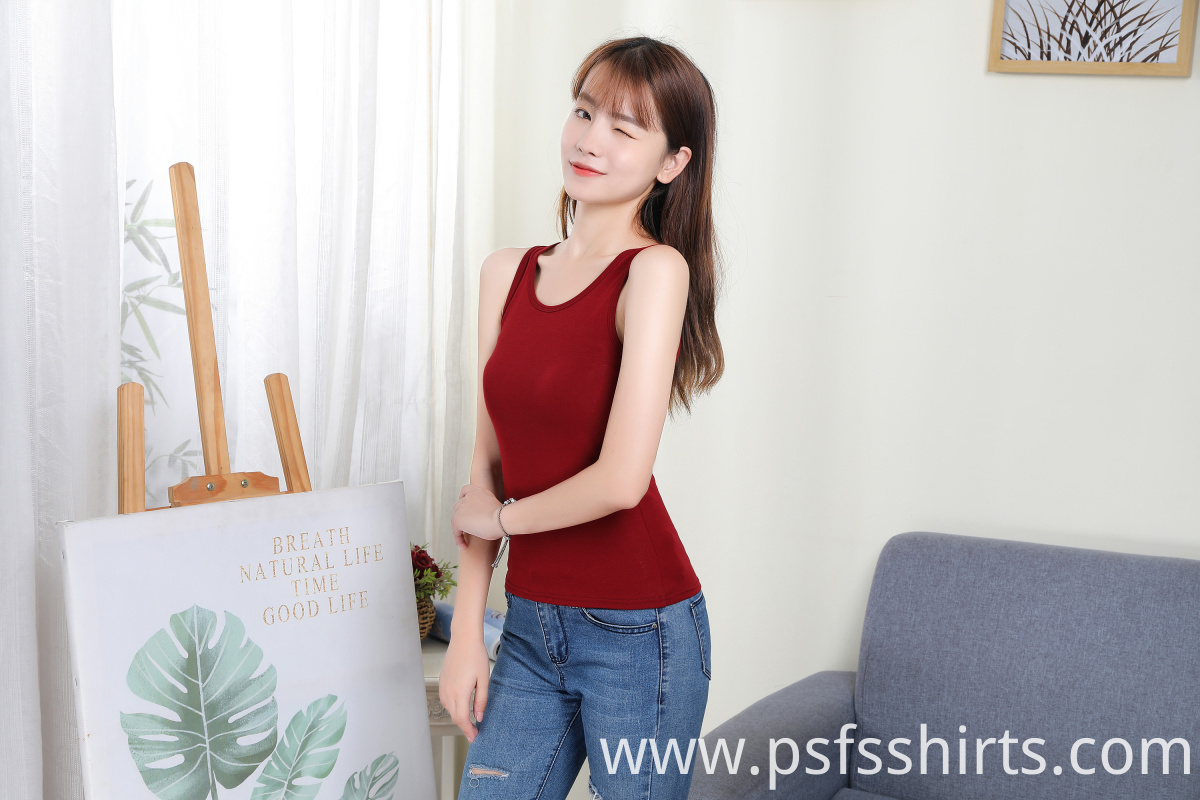 Elastic for Sleeveless Top