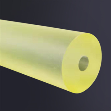 Colored Plastic PU Hollow Rod