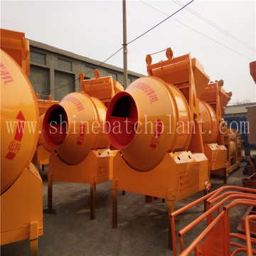 Hot Portable Concrete Mixer
