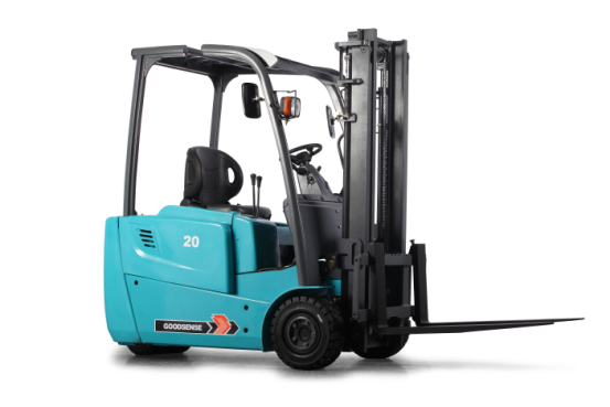 1.8 Ton Electric Forklift Truck