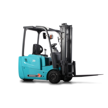 2.0 Ton 3-Wheel Compact Electric Forklift Truck