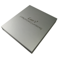 High-End Cosmetic Hot Foiled Book Gift Paper Box