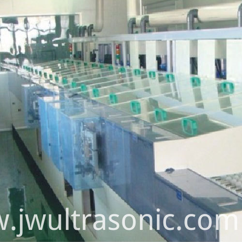 Tempered Glass Industry Cleaning Machine