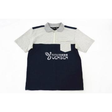 CVC Solid Jersey Piping With Pocket