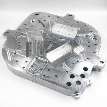 Custom 5 Axis Oem Aluminum Cnc Machining Parts