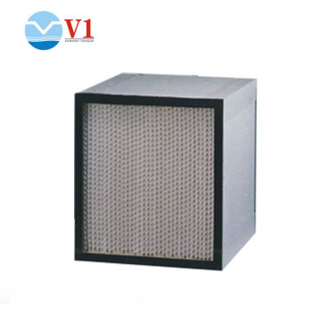 medical use air filter remove the smoke
