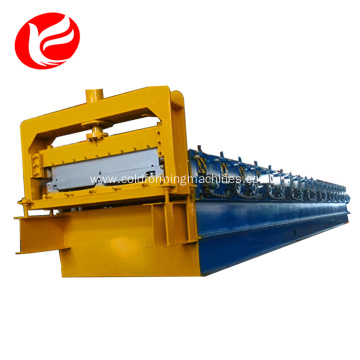 New style soint-hidden roof panel roll forming machine