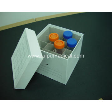 50ML Cardboard Centrifuge Tube Rack