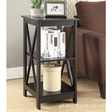 Wholesale bedroom furniture wooden bedside table