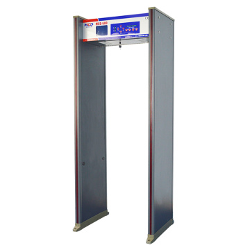 Best Walkthrough Metal Detector Airport Body Scanner