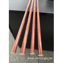 16mm fiberglass support stake with polyester veil