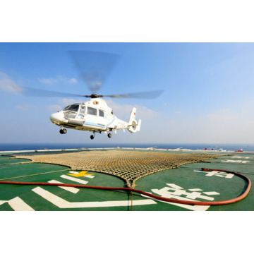 Safety Net of Helicopter Platform sisal rope