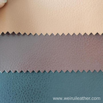 Lustrous Lychee Grain PU Leather