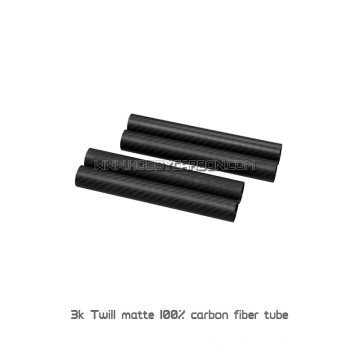 Colored Fiberglass and Carbon Fiber Composite tubes