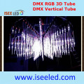 3D Effect LED Vertical Tube for Night Club