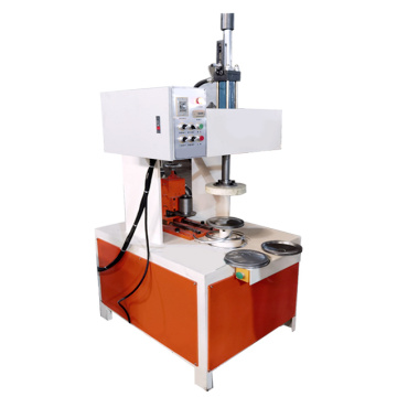 automatic curling and flanging automatic crimping machine