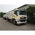 HOWO 10 CBM Vacuum Road Sweeper Trucks