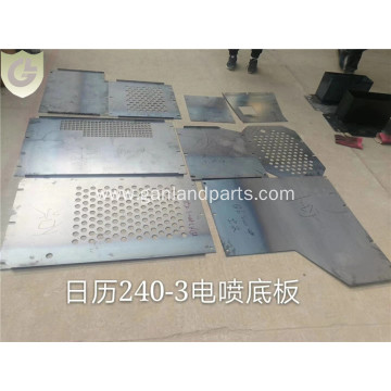 Panels Sheilds For Hitachi EX240-3 Excavator