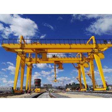 50 ton wholesale cheap double beam overhead crane