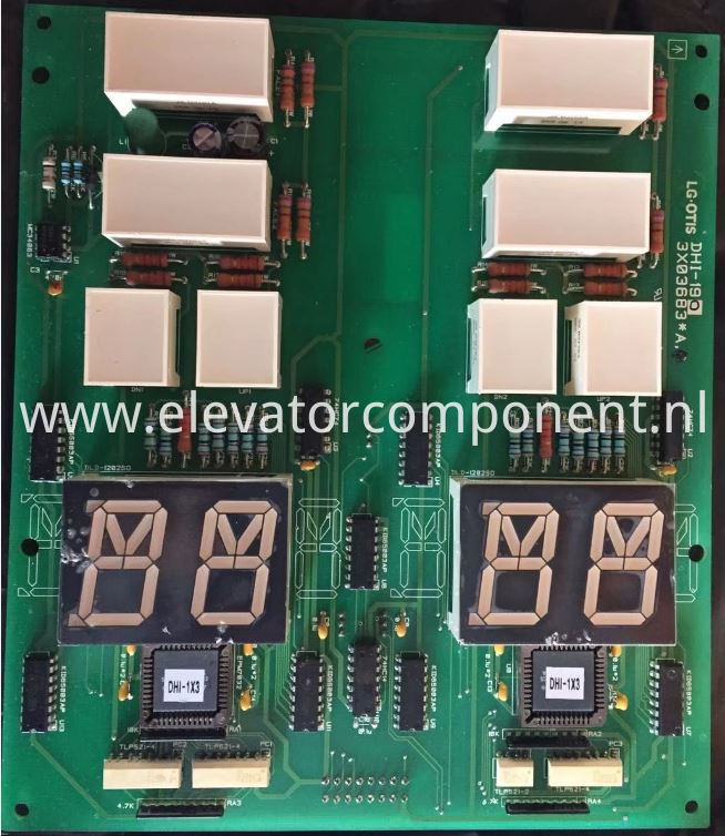 LOP Indicator DHI-190 for LG Elevators