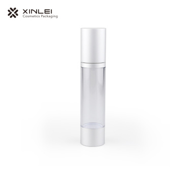 50ml Slim Serum Spray Aluminum Pump Bottle