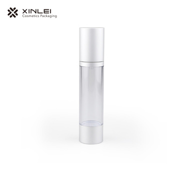 100ml 3.5oz Airless Plastic Cosmetic Pump Sprayer Bottle