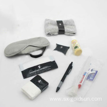 Disposable Comfortable Airline Travel Amenity Kit