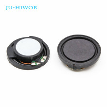 10pcs 4R 3W 28MM Round Speaker Thickness 6.5MM Complex Film Bass Loudspeaker For High-end Toys E-book