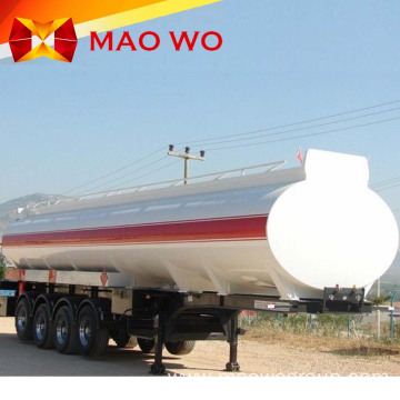 40000 Liters 3 Axles Fuel Trailer for Sale