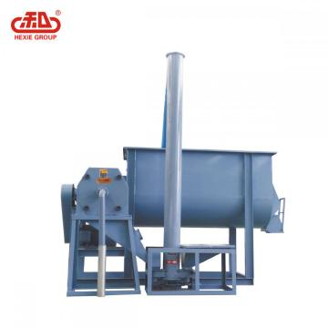 Small Self-priming Powder Feed Processing Unit
