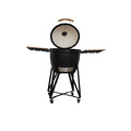 Outdoor Cooking 21-inch Kamado Charcoal Grill